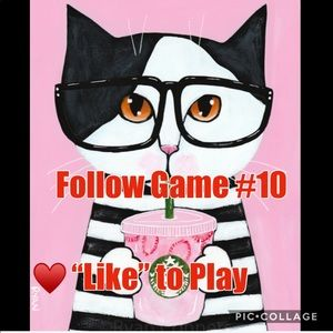 Other - Follow Game #10💥-Like to play. Tag, Share